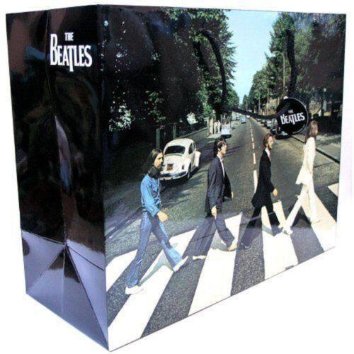 33 cm x 26 cm x 13 cm The Beatles Abbey Road officiel Sac Cadeau