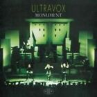 Ultravox - Monument The Soundtrack Bonus DVD IMPORT CD