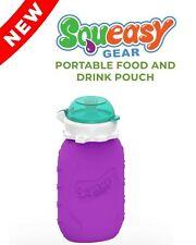 Squeasy Gear Snacker 3.5 Ounce Purple