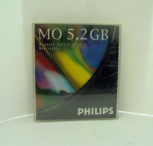 NEW-Philips-83PDO-MO-5-2GB-Optical-Disk-5-25-034-Rewritable-EDM-5200C-EDM-5200B