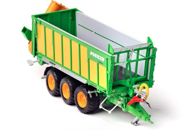 Ros 602267 échelle 1 32 JOSKIN DRAKKAR Trailer 8600 37T180 (grain Chaser)