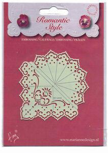 Marianne-Stencil-Romantic-Floral-Flower-Corner-emboss-Stitch-Embroider-EE3425