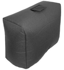 Heathkit TA-16 2x12 Combo Cover - Black, Water Resistant, Heavy Duty (heat001p)