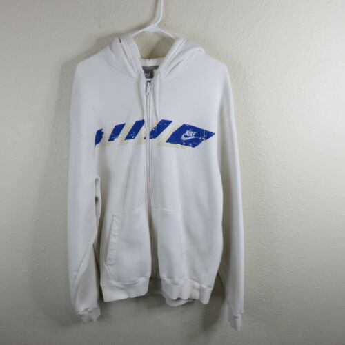 Retro 90's Full Zip Hoodie Nike - Men's XL