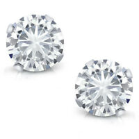 Deals on Charles&Colvard Forever Classic 0.46cttw DEW Moissanite Studs
