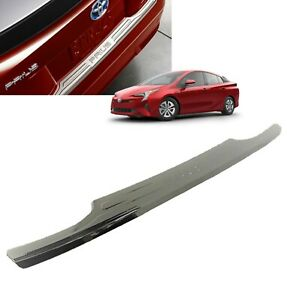 Chrome Front Bumper Lip Protector TrimCover  For Toyota Prius ZVW30 2012-2015