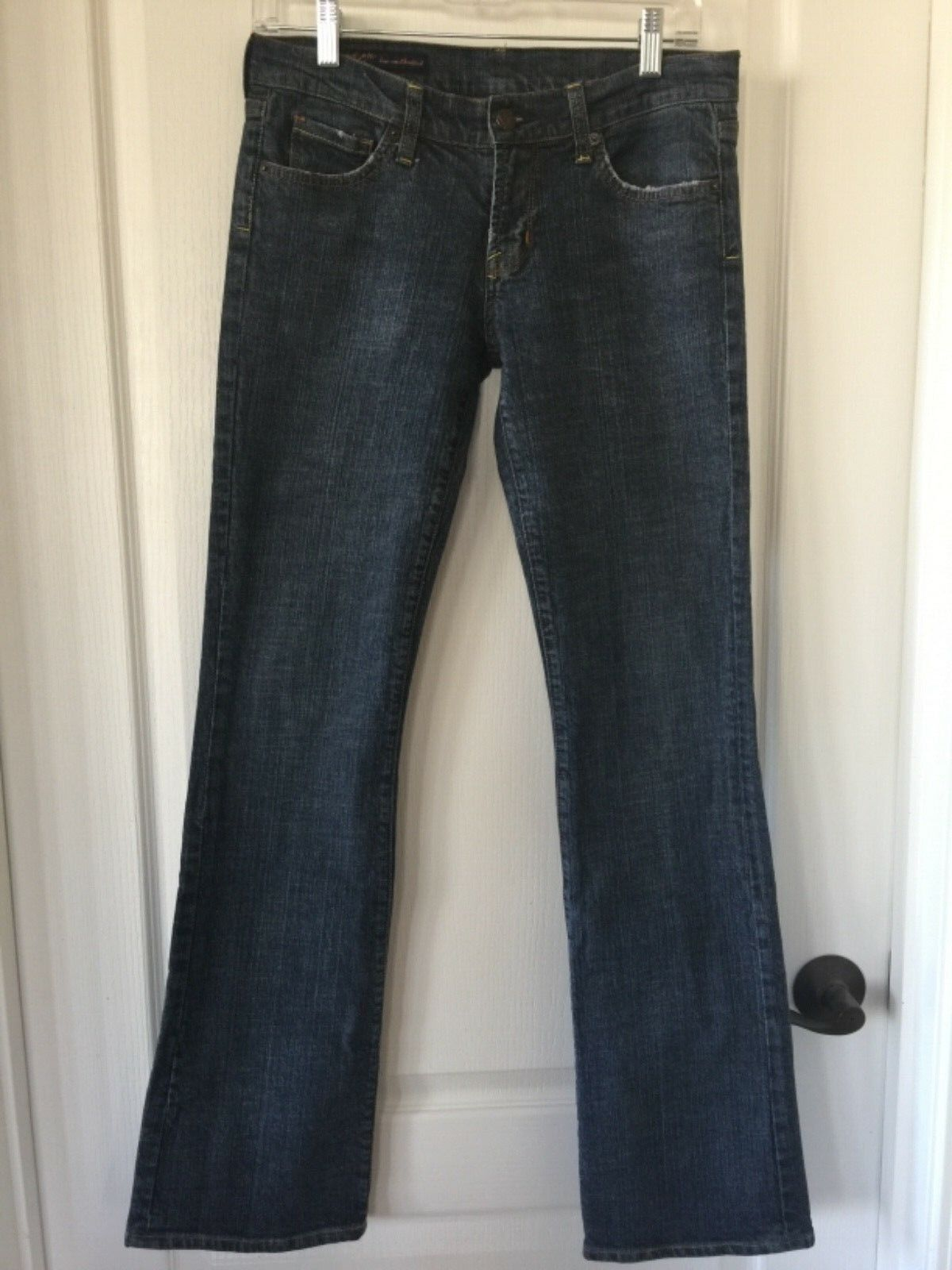 Citzens of Humanity Women's Size 26 Kelly Stretch Low Waist Boot Cut