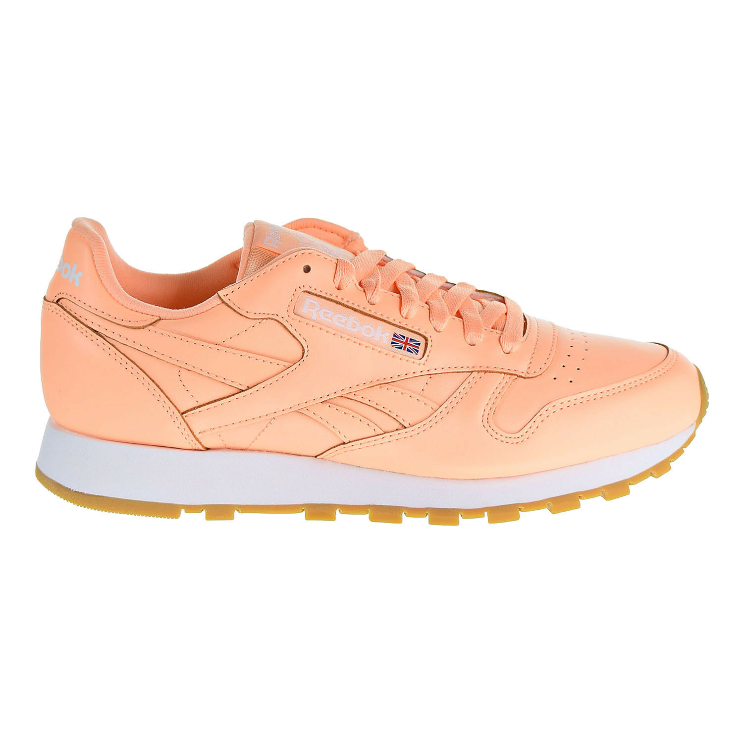 Reebok Classic Leather Gum Men's shoes Desert Glow White Gum CN3994