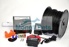 PETSAFE STUBBORN LARGE DOG FENCE ELECTRIC  18 Gauge 1000' WIRE 1acre System