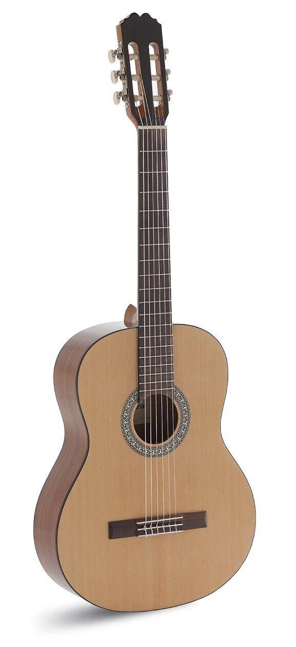 Admira alba concierto guitarra guitarra guitarra set incl. guitarra, bolso & voz ba1db0