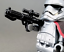 Brickarms F-11D Blaster Rifle for Star Wars Minifigures First Order NEW