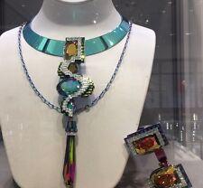Authentic Swarovski Versatile Fluorescent necklace RRP £395