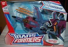 NEW* Transformers Animated Starcream Voyeger Class w/ Shock Blast