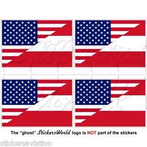 USA Amerika  STERREICH Flagge Amerikanischesterreichische