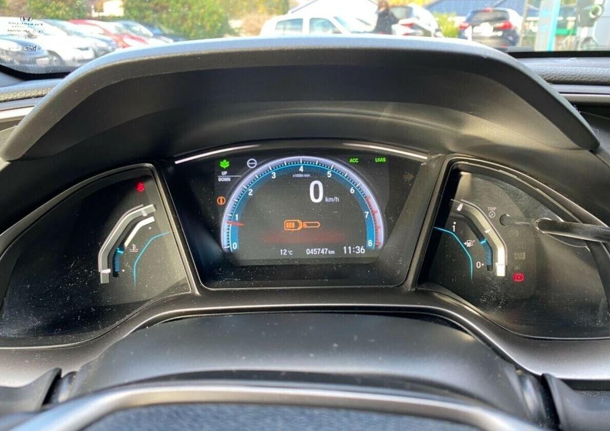 Honda Civic 1,5 VTEC Turbo Sport Prestige - billede 11