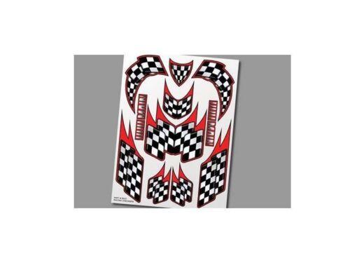 XS023 XXX Main Dekorbogen Racing Checkers