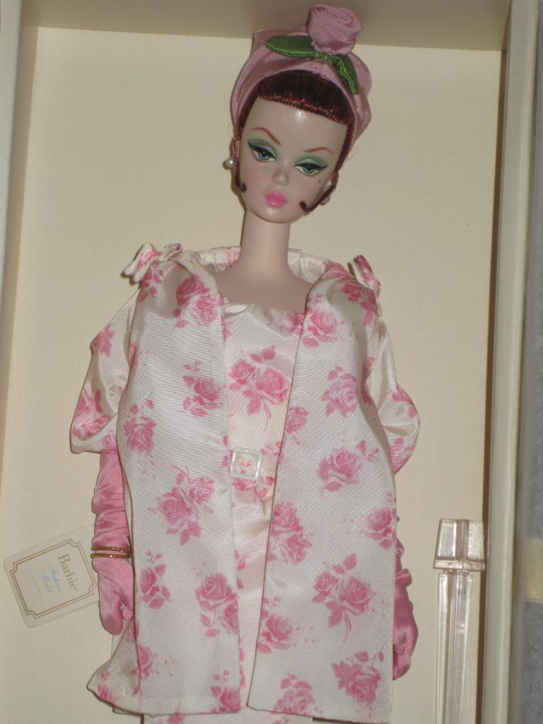 Conjunto de almuerzo 2012 modelo modelo modelo de moda de cuerpo Barbie Silkstone Colección X8252 en Caja Original  el precio más bajo