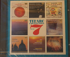 Rare-Telarc-Volume-7-62-mins-Classical-16-Tracks-CD-Sealed-CD89107-DDD-Mint