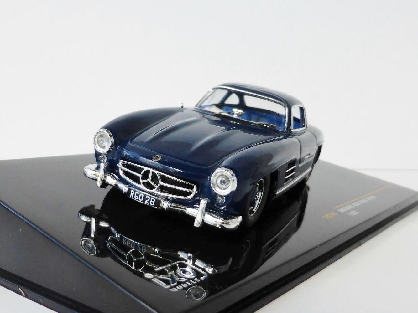 Mercedes-benz 300 sl 1955 1 43 IXO clc245 w198 facelift 300sl mercedes