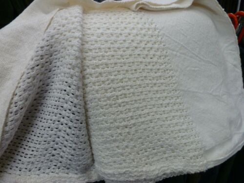Grade 1 used Swedish Army Cellular Cotton Blanket