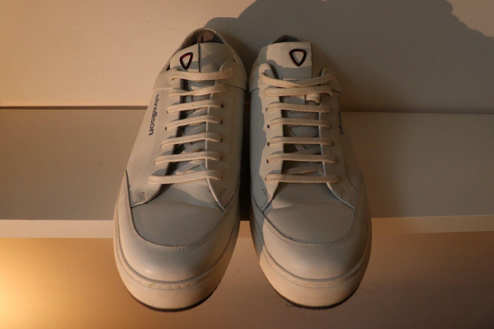 Turnschuhe Strellson weiß Herren 43 Größe Schuhe