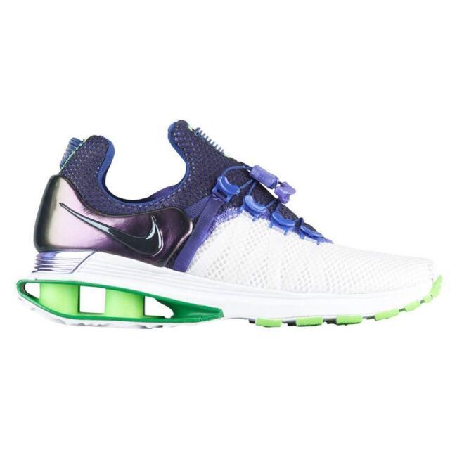 pretty nice ba050 14d78 Nike Shox Gravity Triple Fusion Women Running Shoes Sneakers AQ85554-105 6  7 7.5