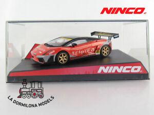 NINCO-50513-LAMBORGHINI-GALLARDO-TRIPLE-A-67-SLOT-SCALEXTRIC-NUEVO