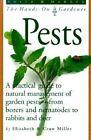Smith and Hawken Hands-on Gardener: The Organic Management of Pests by Elizabeth Miller, Crow Miller (Paperback, 1999)