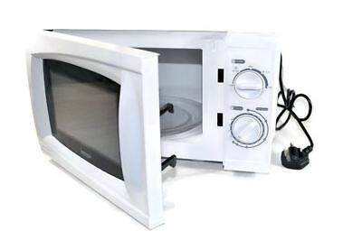 Faible puissance Blanc Four à Micro-Ondes Msc.ig2071 500 Watt