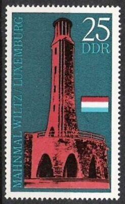 Neueste Kollektion Von Ddr Nr.1705 ** Gedenkstätten 1971 Postfrisch Angenehme SüßE Motive