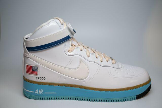 Nike Air Force 1 High Bday QS 573752 100 Whitewhite Us10.5 Unworn MINT
