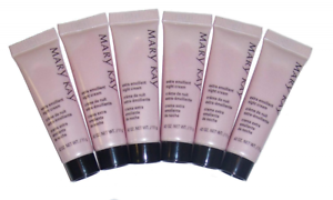 Lot-of-6-Mary-Kay-Extra-Emollient-Night-Cream-Travel-Size-Set-Pack