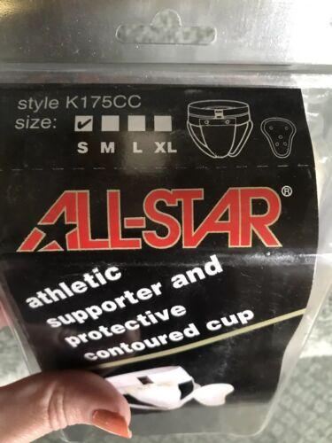 All Star Athletic Supporter et de protection profilé Tasse Petit