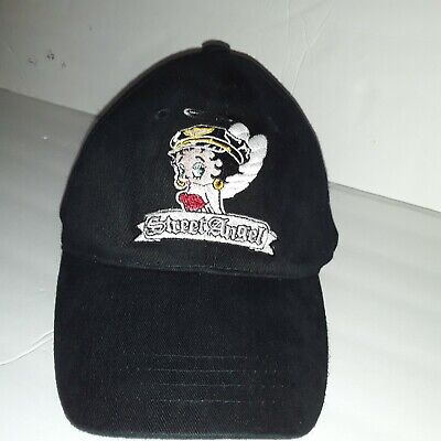 Brand New Limited Edition Betty Boop Star One Size Baseball Cap