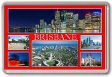 FRIDGE MAGNET - BRISBANE - Large - Australia TOURIST