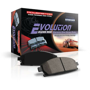 Power Stop 16-1847 Z16 Evolution Front Ceramic Brake Pads