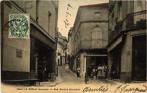 CPA LA RÉOLE - Rue Ste-colombe (192919)