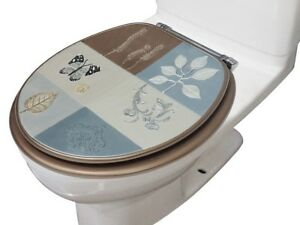 Heavy Duty Decorative Round Toilet Seat Round 17 Quot Inch Seat