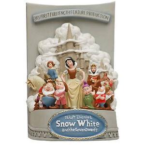 Estatua-de-Disney-Blancanieves-y-la-siete-enanitos-LIMITED-EDITION-figura
