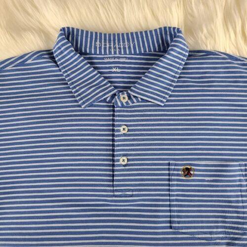 Seminole Golf Club B. Draddy USA Men's Striped Blu