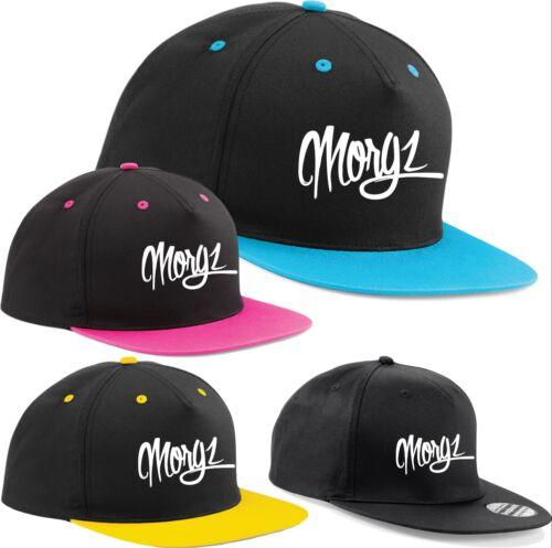 Morgz Snapback Baseball Cap MGZ Youtuber teammorgz