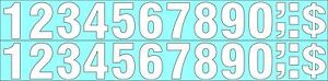 TWO-SET-OF-SELFADHESIVE-WHITE-VINYL-NUMBERS-HIGH-1-034-INDOOR-OR-OUTDOOR-USE