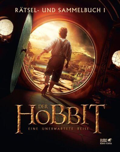 1 von 1 - Der Hobbit: Eine unerwartete Reise -  Das Rätsel- und Sammelbuch UNGELESEN