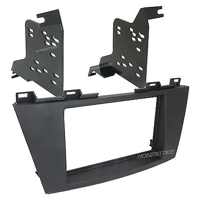 Car Stereo Mount Metra 95-7016GHG Double Din Radio Install Dash kit for Mirage