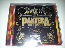 cd metal pantera official live
