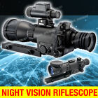 Night Vision Rifle Scope Riflescope Hunting Trail Tracker IR Gen Professional 3X