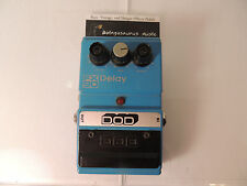 DOD FX90 DELAY EFFECTS PEDAL VINTAGE ANALOG BUCKET BRIGADE CHIP FREE SHIPPING