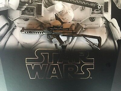 Hot Toys Star Wars Battlefront Jumptrooper Boots /& Leg Armour loose 1//6th scale