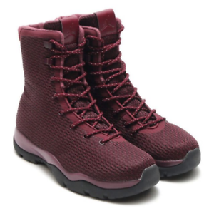 New Jordan Future BOOTS Nike Size 10 Night Maroon black-infrared 23 854554-600