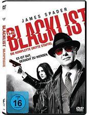6 DVD-Box ° The Blacklist ° Staffel 3 ° NEU & OVP